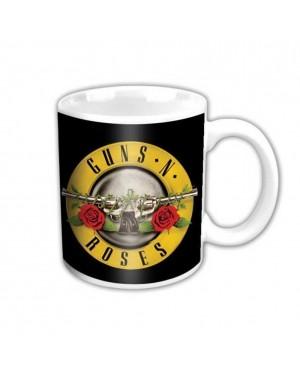 Guns N Roses Bullet Coffee Mug