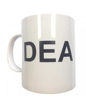 Hank's DEA Coffee Mug