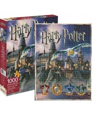 Harry Potter Hogwarts 1000 Pieces Puzzle