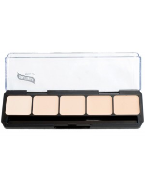 Neutral Palette #1 HD Glamour Creme Foundation Palette