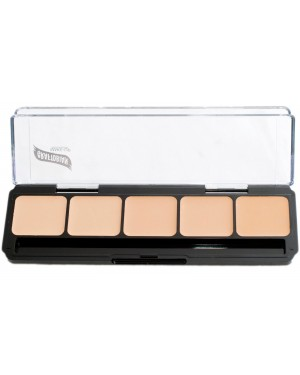 Neutral Palette #2 HD Glamour Creme Foundation Palette