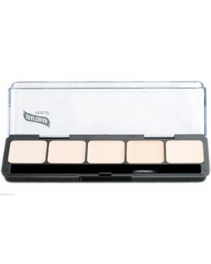 Ultra-Lites HD Glamour Creme Foundation Palette