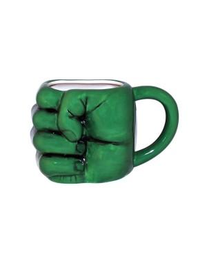 Hulk Hand Marvel Avengers 3D Mug
