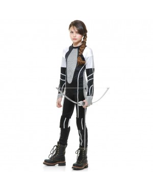Hunter Jumpsuit Girls Costume