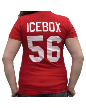 "Becky ""Icebox"" O'Shea #56 Giants Jersey T-Shirt"