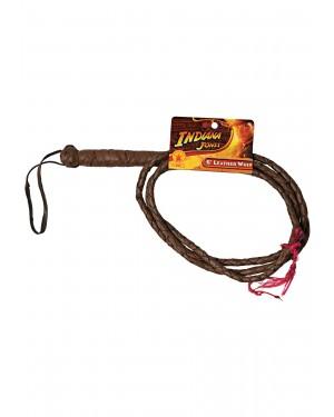 Indiana Jones 6' Leather Whip