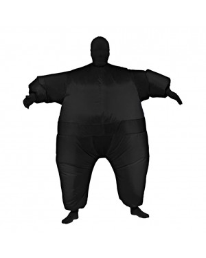 Black Infl8s Fat Suit