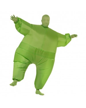 Green Infl8s Fat Suit