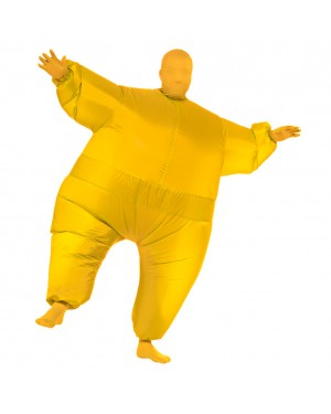 Yellow Infl8s Fat Suit