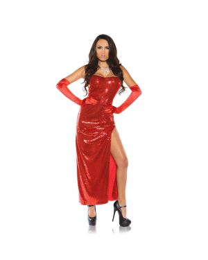 Jessica Rabbit Womens Costume