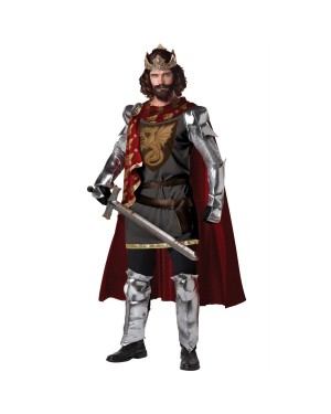 King Arthur Adult Costume