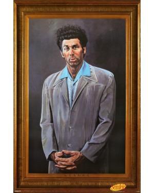 Kramer Seinfeld Poster
