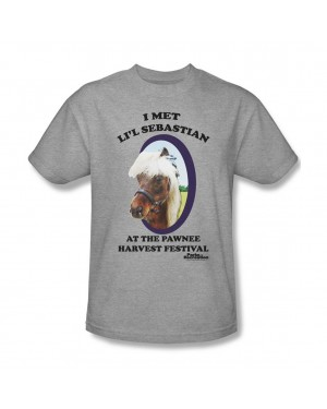 Lil' Sebastian Parks and Recreation T-Shirt