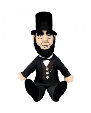 Abraham Lincoln Little Thinker Plush Doll