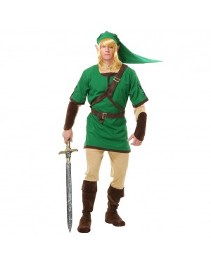 Link Elf Warrior Adult Costume