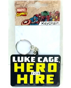 Luke Cage Key Chain