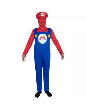 Mario Adult Costume