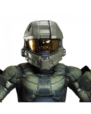 Master Chief Halo Child Full Helmet