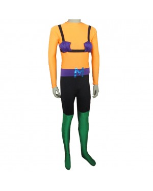 Mermaid Man Costume