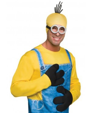 Minion Adult Gloves