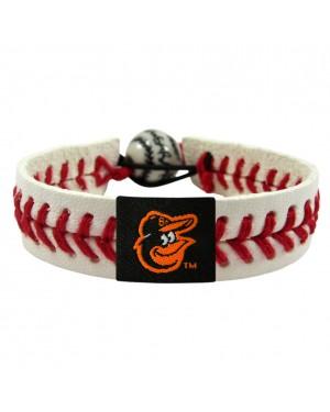 Baltimore Orioles Cap Logo Classic Baseball Bracelet