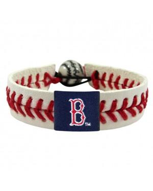 Boston Red Sox Classic Baseball Bracelet