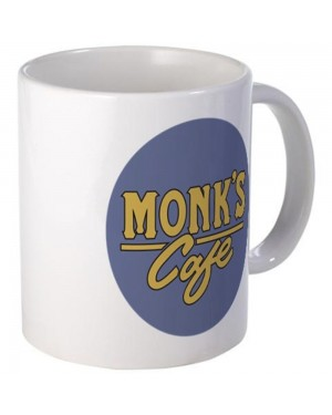 Monk's Cafe Coffee Mug