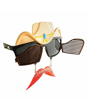 Cowboy Sunstache Sunglasses