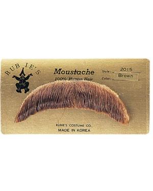 Light Brown Basic Character Moustache