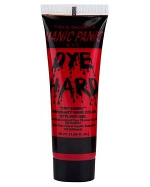 Vampire Red Dye Hard Manic Panic Styling Gel 1.66 oz.