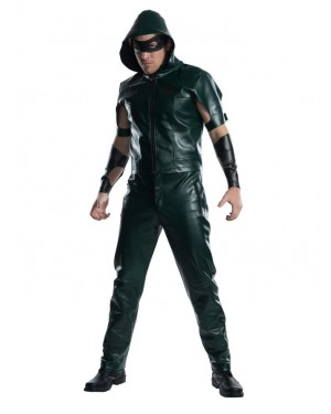 The Arrow Costume