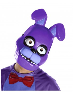 Five Nights At Freddy's Bonnie 1/2 Mask Child