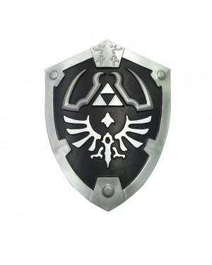 Foam Hylian Black Shield