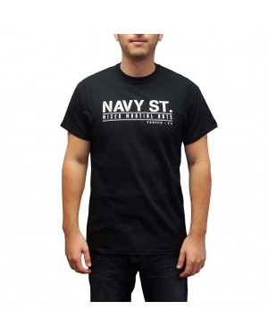 Navy St T-Shirt