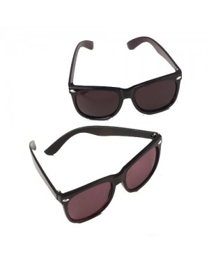 Easy A Black Wayferer Sunglasses