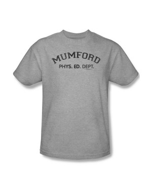 Beverly Hills Cop Mumford  Phys. Ed. Dept. T-Shirt
