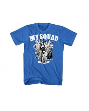 My Squad Mens Lightweight T-Shirt