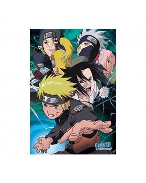 Naruto Team 7 Poster