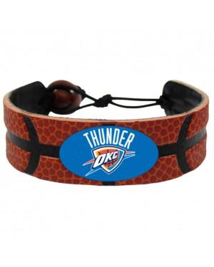 Oklahoma City Thunder Classic Basketball Bracelet