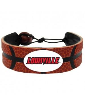 Louisville Cardinals Classic Basketball Bracelet