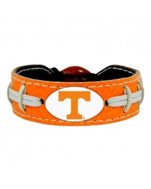 Tennessee Volunteers Team Color Football Bracelet