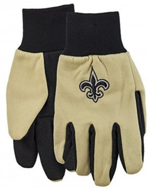 New Orleans Saints Work Gloves