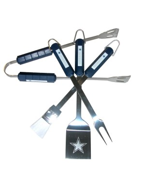 Dallas Cowboys BBQ Set