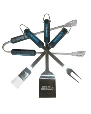Seattle Seahawks BBQ Set