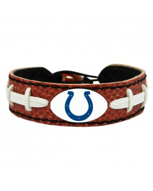 Indianapolis Colts Classic Football Bracelet