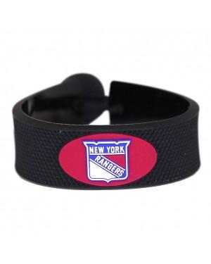 New York Rangers Classic Hockey Bracelet