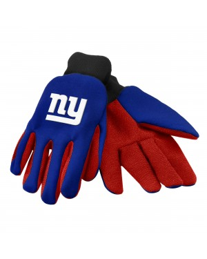 New York Giants NFL Work Gloves (Pair)
