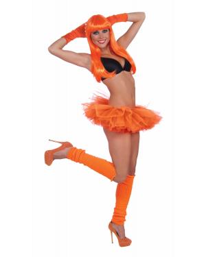 Orange Adult Tutu