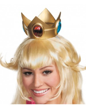 Princess Peach Super Mario Crown