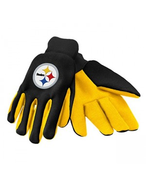 Pittsburgh Steelers NFL Work Gloves (Pair)